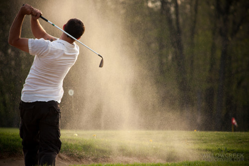 Willow Creek Golf & Sports Center | Driving Range | natural grass | mats | sand trap | putting green | Lake Orion, MI