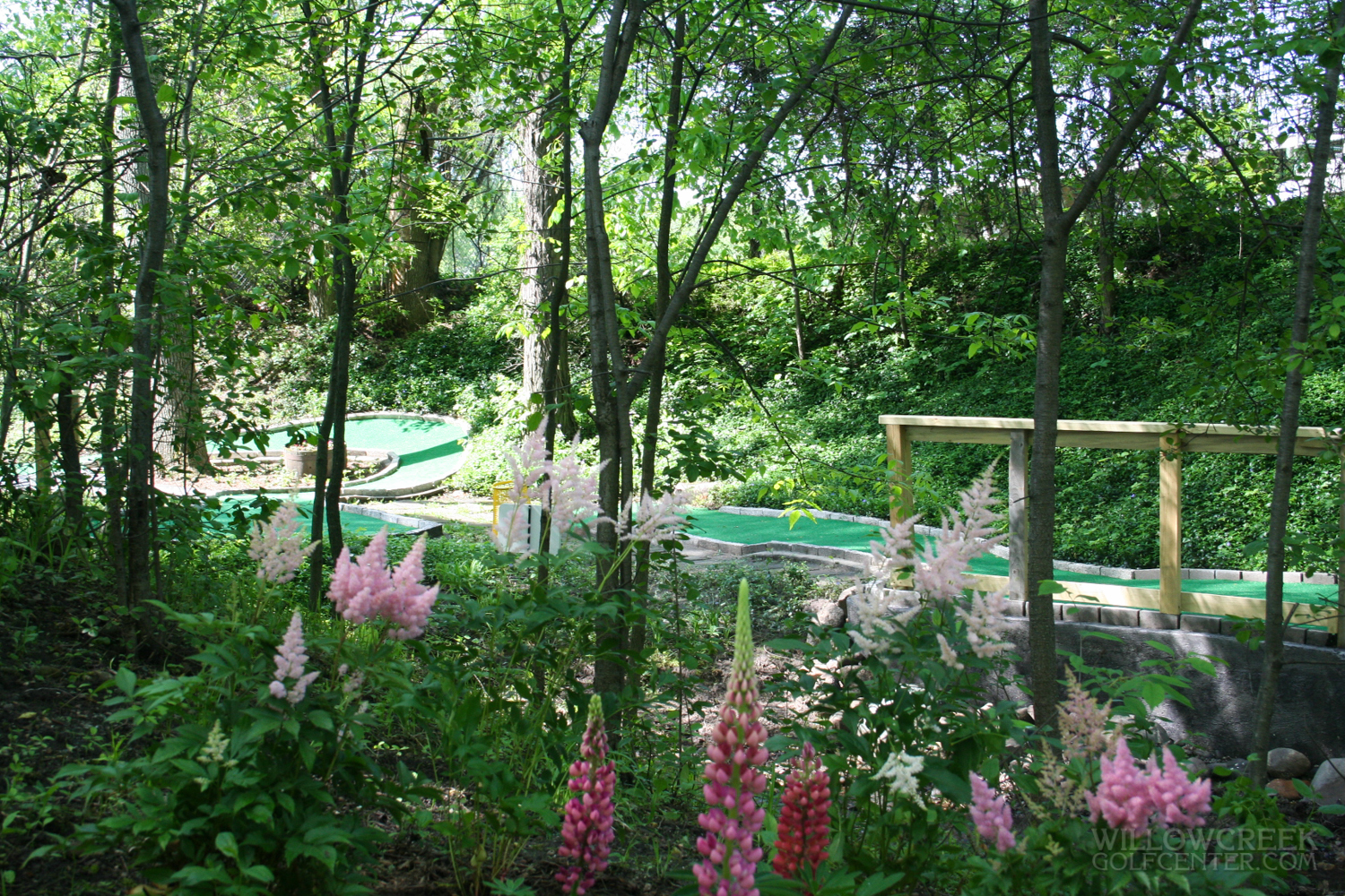 Willow Creek Golf & Sports Center | Miniature Golf | Mini Golf | Putt Putt Golf | Lake Orion, MI